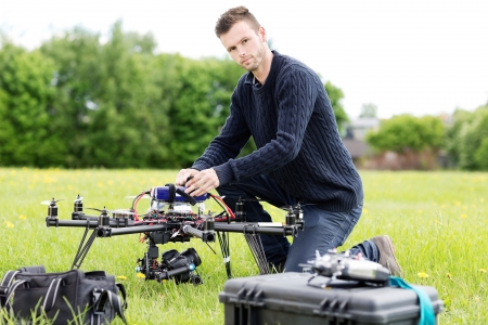 real estate agents need to hire a professional drone videographer